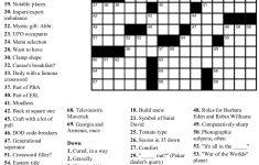 Beekeeper Crosswords   Printable Dirty Crossword Puzzles