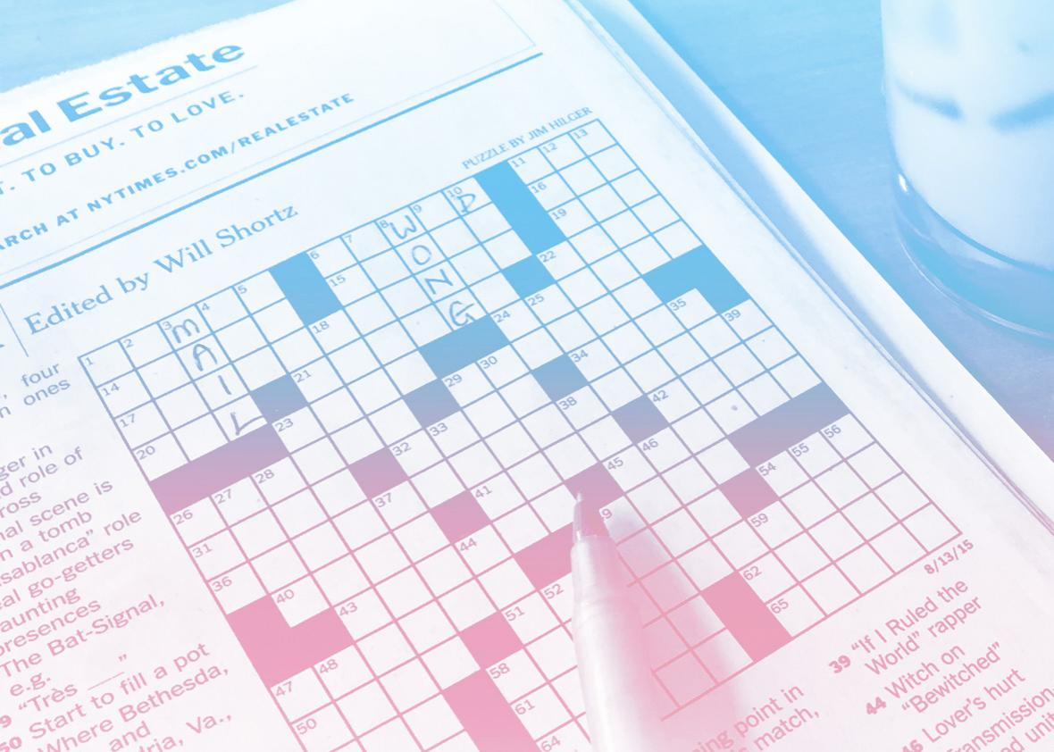 Ben Tausig's New York Times Puzzle Is One Of History's Most - Will Shortz Crossword Puzzles Printable