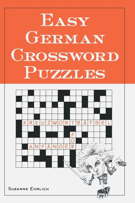 Best 28 Canny German Crossword | Thehydra - Printable German Crosswords