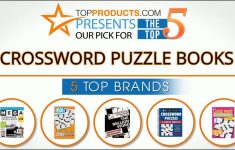 Best Crossword Puzzle Book Reviews 2017 – How To Choose The Best   Puzzle Print Reviews