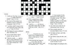 Bible Crossword Puzzles Printable   Masterprintable   Printable Crossword Puzzles Christian