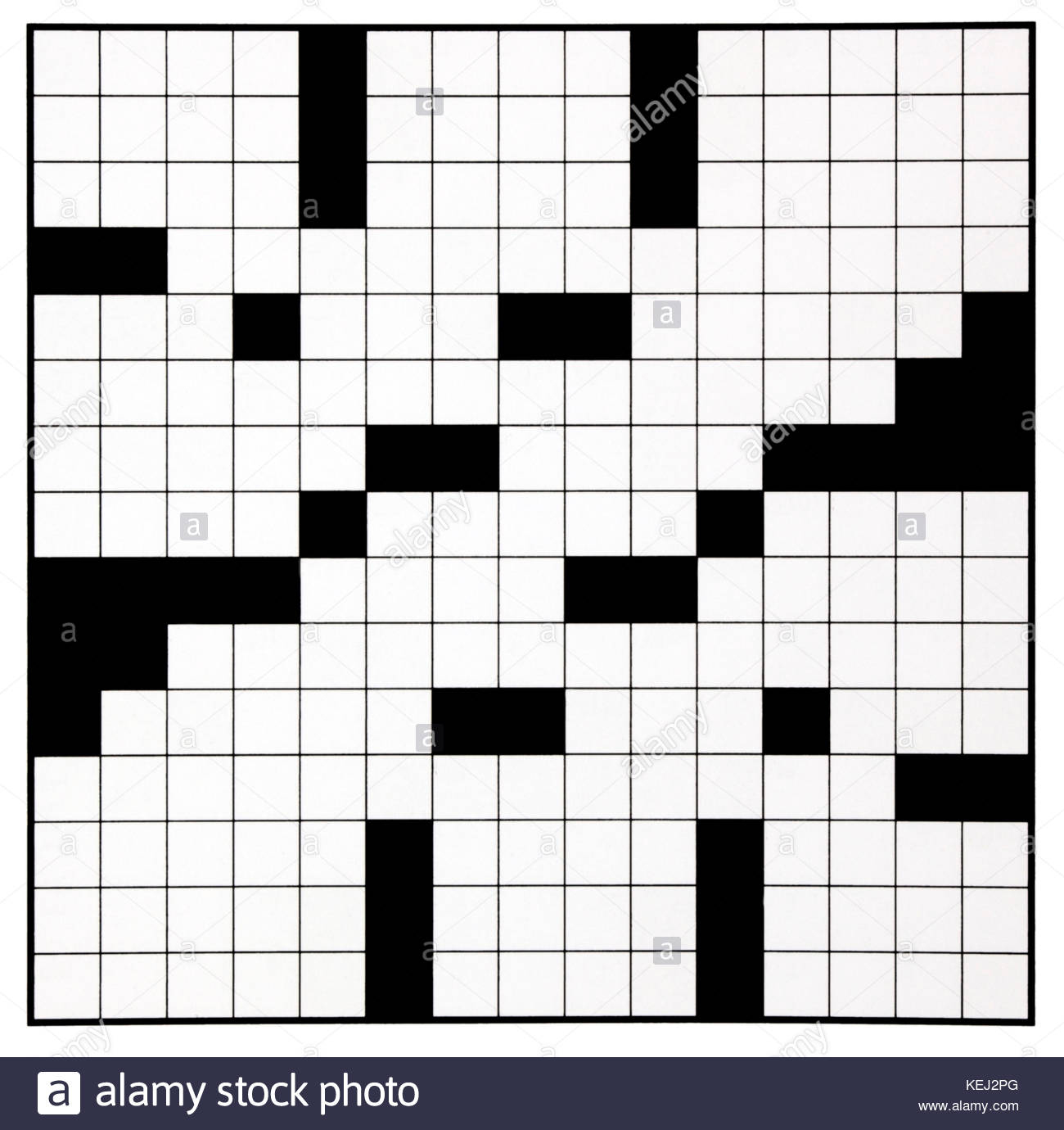 Blank Crossword Grid - Yapis.sticken.co - Printable Blank Crossword Puzzle Grid