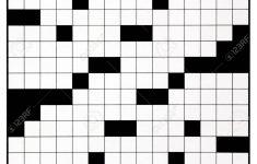 Blank Crossword Puzzle Grid   Karis.sticken.co   Printable Crossword Grid