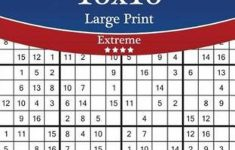 Bol | Mega Sudoku 16X16 Large Print   Extreme   Volume 60   276   Printable Sudoku Puzzles 16X16