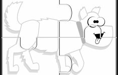 Brown Bear #1 5 Puzzles | Prekautism | Puzzle, Jigsaw Puzzles   Printable Jigsaw Puzzles Animals