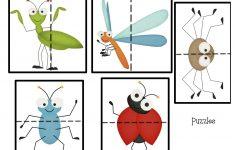 Bug Puzzles | Llenguatge Matemàtic   Printable Bug Puzzles