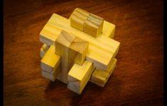 Burr Puzzle: 25 Steps (With Pictures)   Printable Burr Puzzle