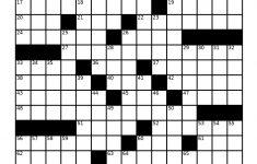 Business Show Crossword   Boston Globe Sunday Crossword Puzzle Printable