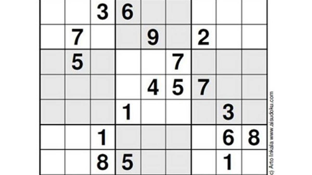 Can You Solve The 10 Hardest Logic Puzzles Ever Created? - Printable Minesweeper Puzzles