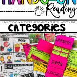 Categories L.1.5.a & L.1.5.b {Hands On Reading} | Classroom   Printable Razzle Puzzles