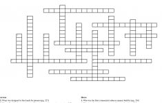 Ch. 8 Crossword – Wordmint Within Chapter 8 Crossword Puzzle Us   History Crossword Puzzles Printable