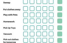 Chores For 6 To 8 Year Olds + A Free Chore Chart Printable   Printable Word Puzzles For 8 Year Olds