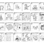 Christmas Carol Puzzles – The Button Down Mind   Printable Christmas Rebus Puzzles