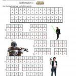 Codebreakers  Star Wars 1   Teaching Squared   Star Wars Crossword Puzzle Printable