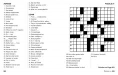 Coloring ~ Dollar Tree Large Print Crossword Puzzle Books For Sale   Large Print Crossword Puzzle Books For Seniors