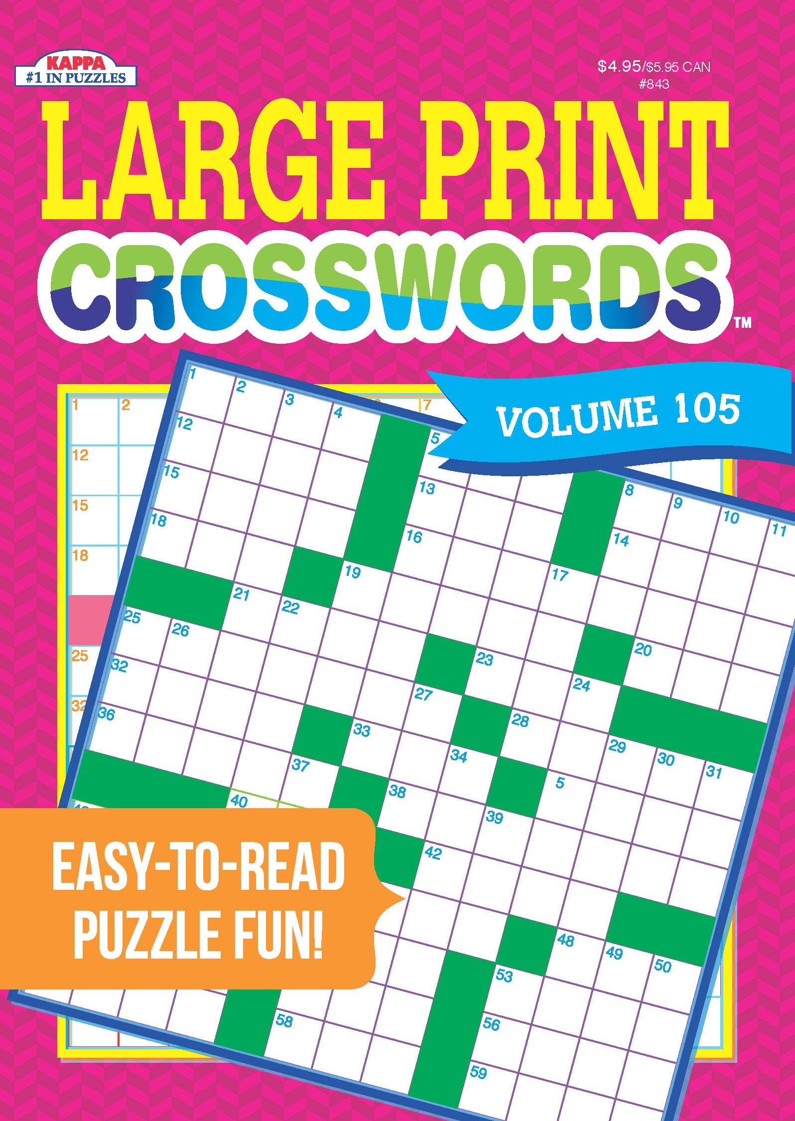 Coloring ~ Large Print Crosswords Coloring Dailythomas Joseph - Print Crossword Puzzle Book