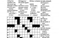 Coloring ~ Large Print Crosswords Coloring Dailythomas Joseph   Printable Crossword Puzzles Thomas Joseph