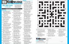 Colossus Crosswords Magazine   Lovatts Crossword Puzzles Games & Trivia   Printable Lovatts Crosswords