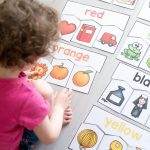 Colour Puzzles For Toddlers And Preschoolers   Kids   Puzzles For   Printable Puzzles For 3 Year Olds