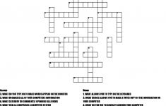 Computer Parts Crossword   Wordmint   Printable Computer Crossword Puzzles With Answers