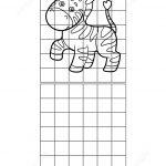 Copy The Zebra Grid Puzzle | Free Printable Puzzle Games   Printable Zebra Puzzles