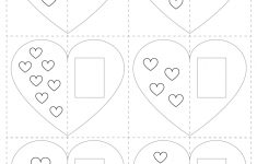 Counting Hearts Puzzle   Super Simple   Printable Puzzle Heart