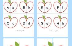 Craftionary   Printable Alphabet Puzzles