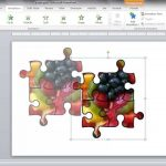 Create A Jigsaw Puzzle Image In Powerpoint   Youtube   Printable Jigsaw Puzzle Maker Software