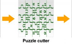 Create And Print Your Own 3D Jigsaw Puzzles!   Prusa Printers   Print Your Puzzle