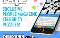 Crossword – People   Printable Crossword Puzzles From People Magazine