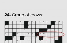Crossword Puzzle Clues That'll Leave You Stumped | Reader's Digest   Printable Crossword Puzzle Boston Globe