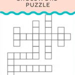 Crossword Puzzle Generator   Create And Print Fully Customizable   Create Your Own Crossword Puzzle Printable
