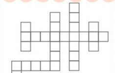 Crossword Puzzle Generator | Create And Print Fully Customizable – Printable Crossword Generator