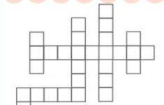 Crossword Puzzle Generator | Create And Print Fully Customizable   Printable Crossword Puzzle Generator