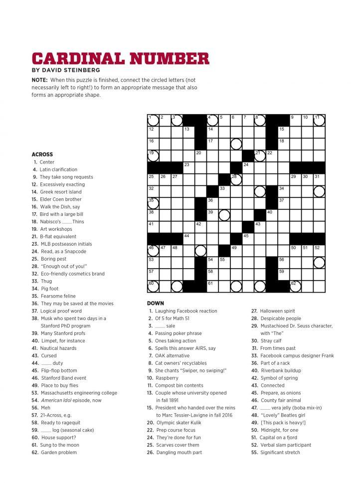 Printable Crossword Puzzle Creator