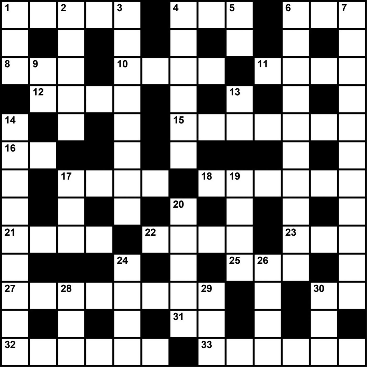 Crossword Puzzle: Sleep Medicine-Themed Clues (June 2018) - Sleep Review - Printable Crossword Puzzles June 2018