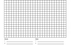 Crossword Puzzle Template   Yapis.sticken.co   Custom Crossword Puzzle Printable