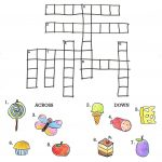 Crossword Puzzles For Kids   Best Coloring Pages For Kids   Printable Crossword Puzzles For 5 Year Olds