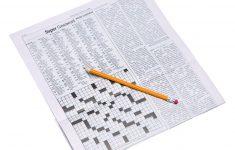 Crossword Puzzles Originated In The Early 1900S, Were Originally   Printable Crossword Metro