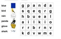 Crossword Puzzles Printable Large Children S Games And   Free   Free Printable Puzzle Games