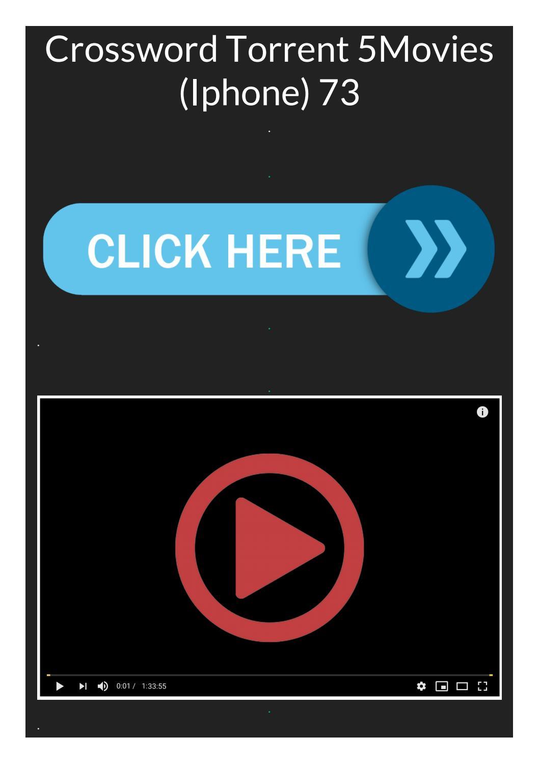 Crossword Torrent 5Movies (Iphone) 73Inlinadi - Issuu - Daily Printable Universal Crossword