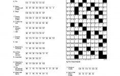Crosswords Archives   Tribune Content Agency   Star Tribune Crossword Puzzle Printable