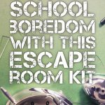 Crush Classroom Boredom With This Hack. | Middle School Language   Printable Escape Room Puzzles