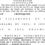 Daily Cryptoquote Solver : Sphtx Coin Address Guide   Printable Razzle Puzzles
