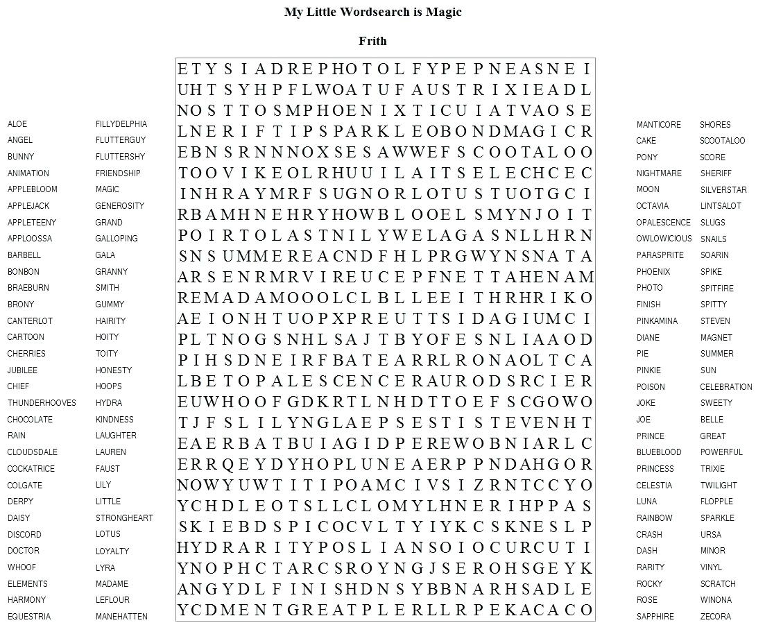 Difficult Word Search – Beles.club - Printable Difficult Puzzles For Adults