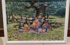 Disney Winnie The Pooh Jigsaw Puzzle, Design & Craft, Art & Prints   Print Jigsaw Puzzle Singapore