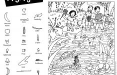 Download This Free Printable Hidden Pictures Puzzle From   Printable Hidden Puzzles