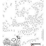 Downloadable Dot To Dot Puzzles   Printable Dot Puzzles