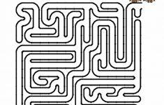 Duplo Farm Puzzle Maze. Free Printable | Lego Fun Stuff | Maze   Printable Paper Puzzles