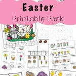Easter Activities For Toddlers And Preschool Printables   Fun With Mama   Printable Easter Puzzles